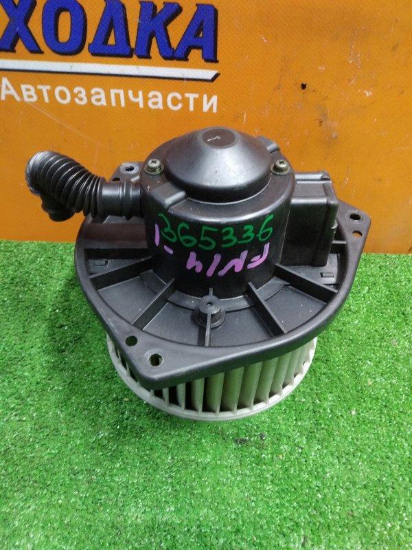 Мотор печки Nissan Pulsar FN14 GA15DS 11.1993 27220-50Y05