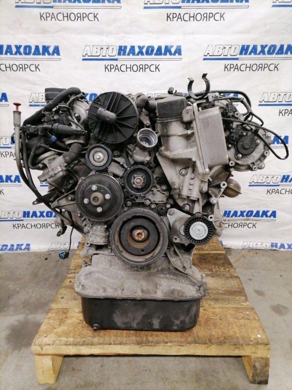 Двигатель Mercedes-Benz Vito W639 M272 E35 2003 30742637 272.978 № 30742637 пробег 113 т.км. С аукционного авто.