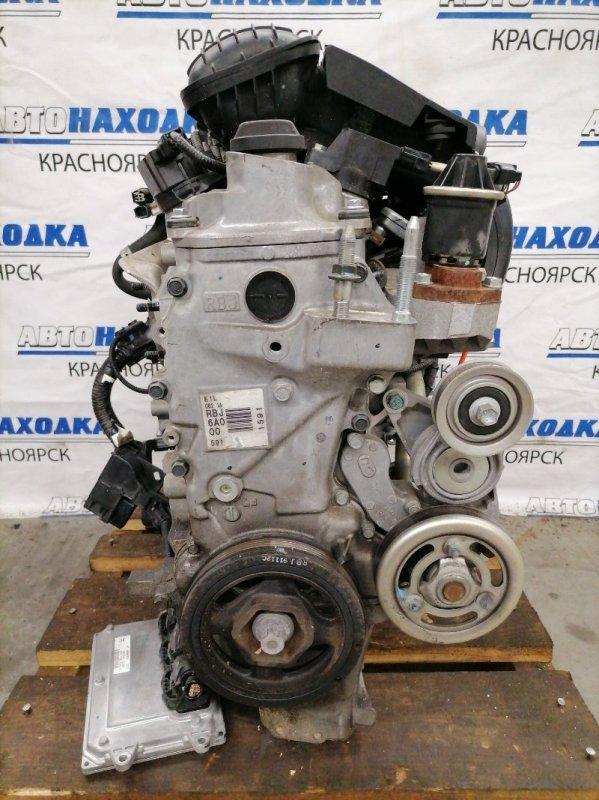 Двигатель Honda Insight ZE2 LDA 2009 2098108 № 2098108 пробег 39 т.км. С аукционного авто. Есть видео
