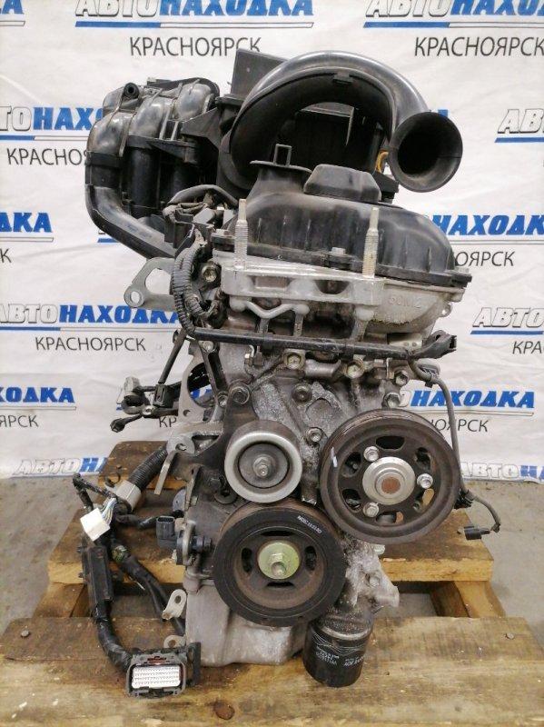 Двигатель Suzuki Wagon R MH34S R06A 2012 A356994 № A356994 пробег 47 т.км. С аукционного авто. Есть видео
