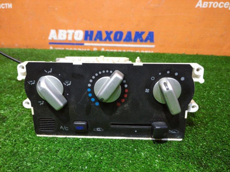 Климат-контроль Nissan Cube Z10 CG13DE 1998 1 мод механический