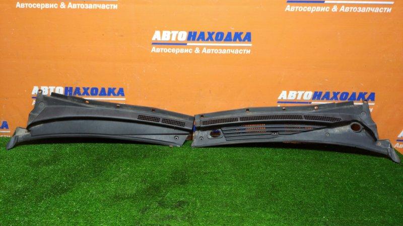 Решетка под лобовое стекло Nissan Pulsar FN15 GA15DE 1995 2 части