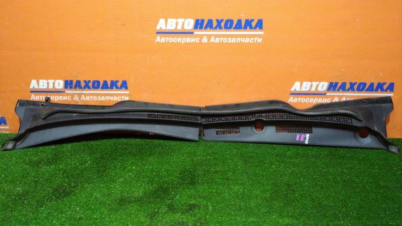 Решетка под лобовое стекло Honda Stream RN1 D17A 2000 2 части