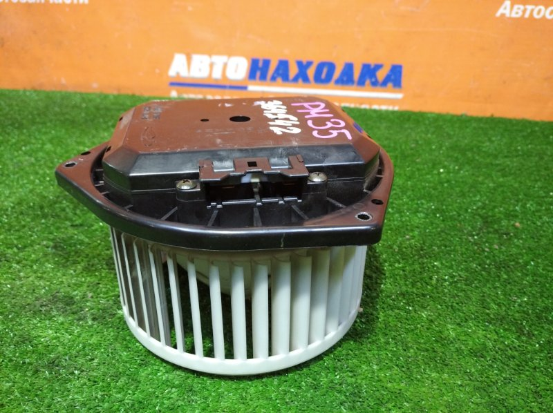 Мотор печки Nissan Stagea PM35 VQ35DE 2001
