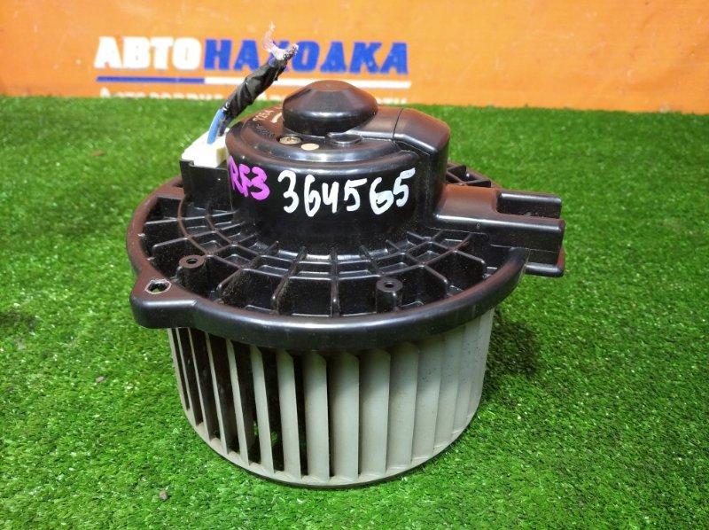Мотор печки Honda Stepwgn RF3 K20A 2001