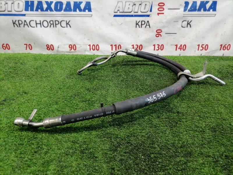 Шланг гидроусилителя Subaru Impreza GP2 FB16 2011 высокого давления + обратка