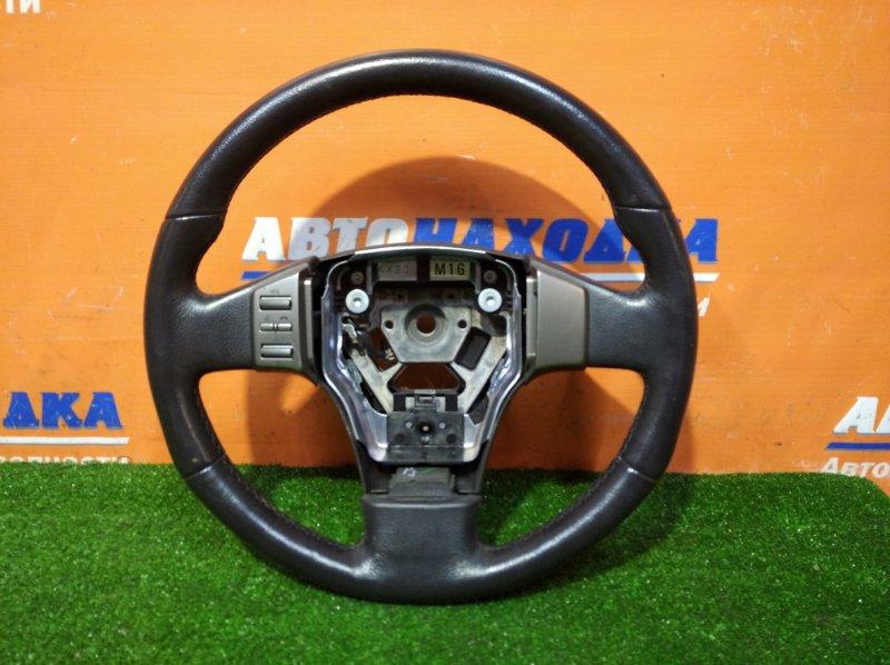 Руль Nissan Stagea PM35 VQ35DE 2001 3 спицы без airbaga