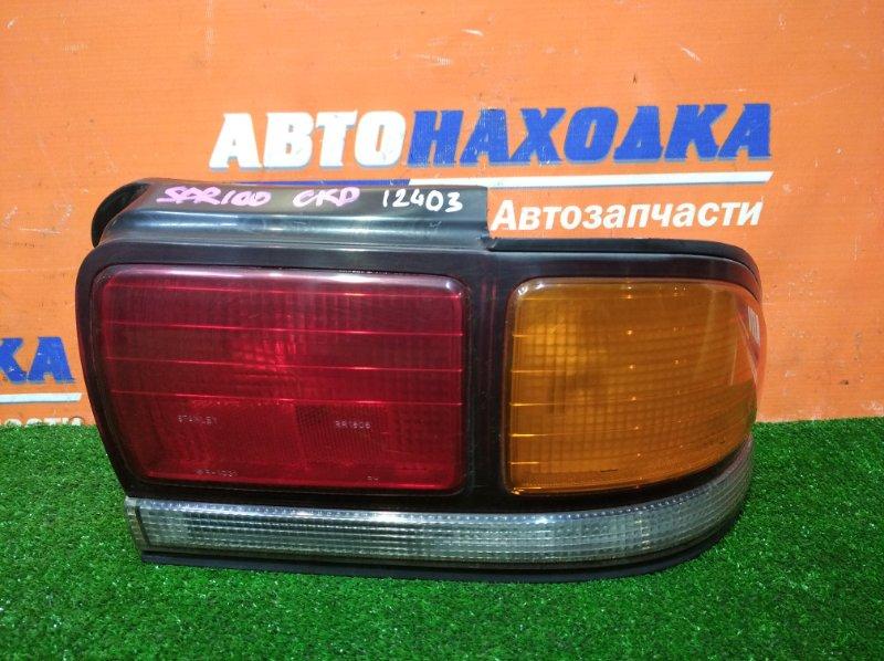 Фонарь задний Toyota Sprinter AE100 5A-FE 1991 правый 12-403 2 мод