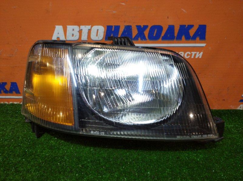 Фара Honda S-Mx RH1 B20B 1996 правая 033-7621 R 1 мод оранжевый поворот