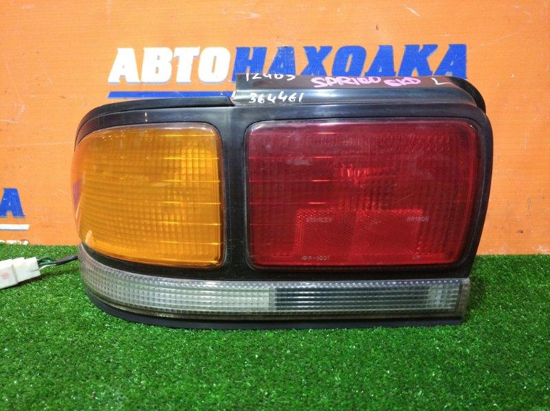 Фонарь задний Toyota Sprinter AE100 5A-FE 1991 левый 12-403 2 мод