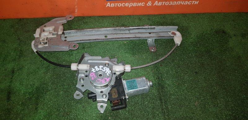 Стеклоподъемник Nissan X-Trail NT30 QR20DE 2000 задний правый