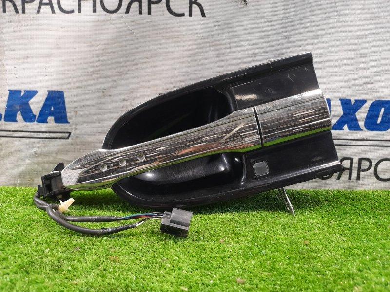 Ручка внешняя Honda Stepwgn RG1 K20A 2005 передняя левая передняя левая, есть потертости