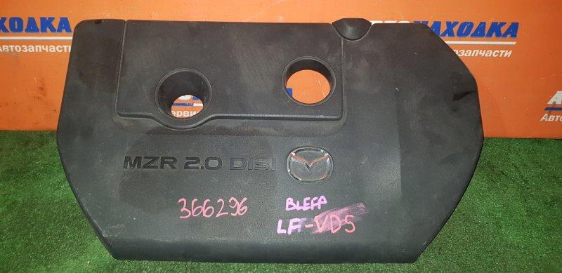 Крышка гбц Mazda Axela BLEFP LF-VDS 2009 декоративная