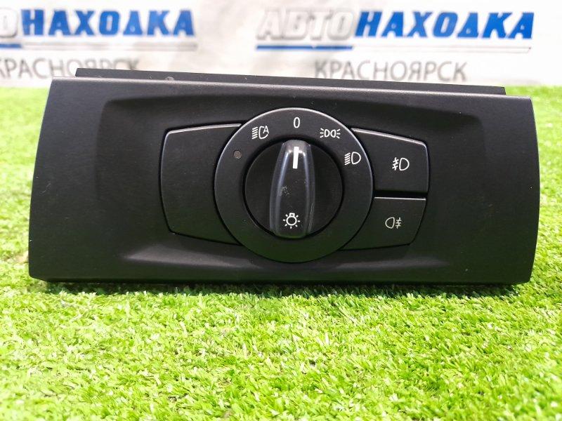 Переключатель света Bmw 320I E90 N46B20B 2005 6932796 Переключатель света фар, левый = правый