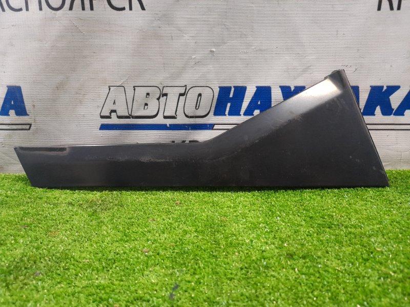 Накладка на дверь Honda Civic EU1 D15B 2003 задняя правая Задняя правая, наружная. Дефект одного