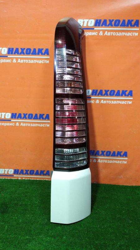 Фонарь задний Honda Stepwgn RF3 K20A 2003 правый 3494 2 мод +планка цвет NH624P