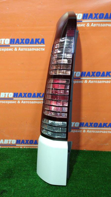 Фонарь задний Honda Stepwgn RF3 K20A 2003 левый 3494 2 мод +планка цвет NH624P