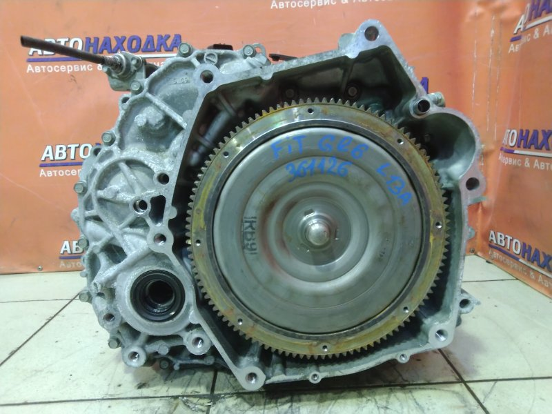 Акпп Honda Fit GE6 L13A 2010 SE5A 89Т.КМ.