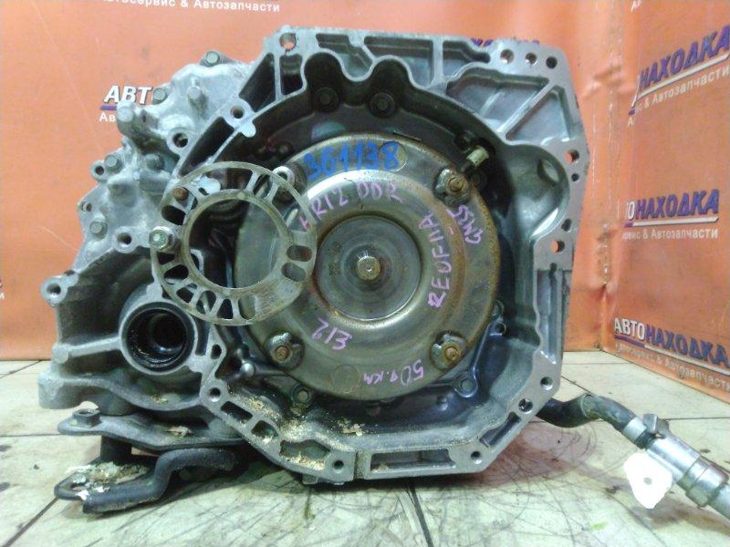 Акпп Nissan Note E12 HR12DDR 11.2012 RE0F11A-GM35 50Т.КМ, ECVT,