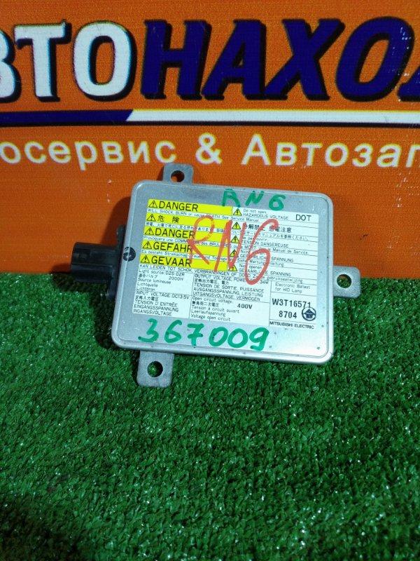 Блок розжига ксенона Honda Stream RN6 R18A W3T16571 D2R, D2S,