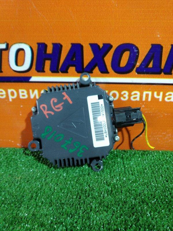 Блок розжига ксенона Honda Stepwgn RG1 K20A