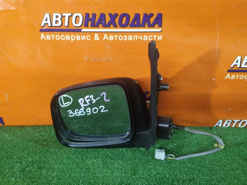 Зеркало Honda Stepwgn RF3 K20A 2001 левое 5 КОНТАКТОВ