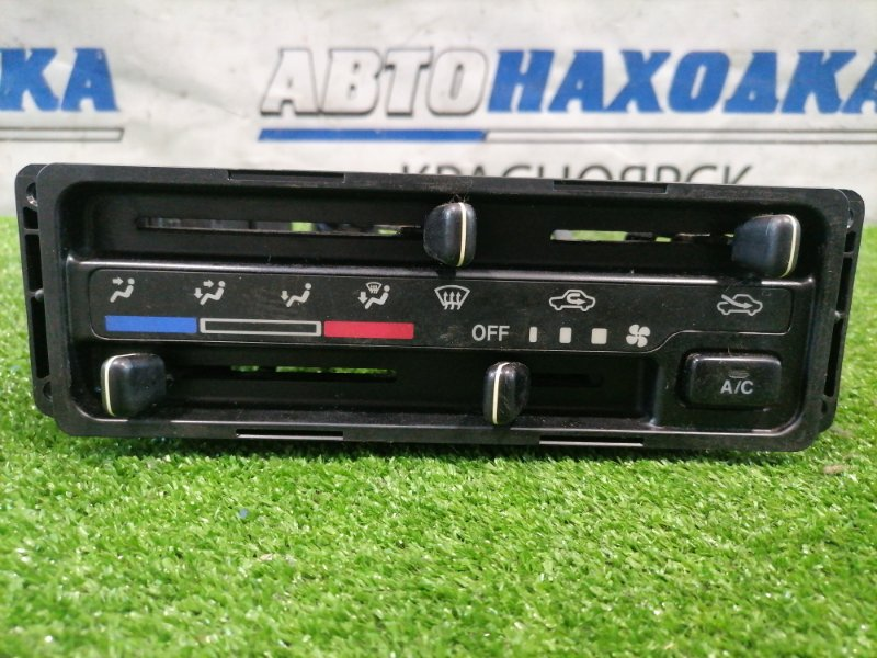 Климат-контроль Suzuki Jimny JB23W K6A 1998 74411-77A0 механический
