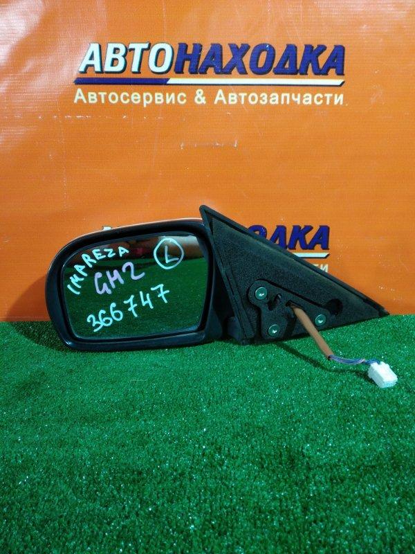 Зеркало Subaru Impreza GH2 EL15 левое 5 КОНТАКТОВ