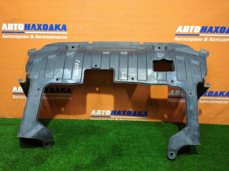 Защита двс Honda Fit GD1 L13A передняя