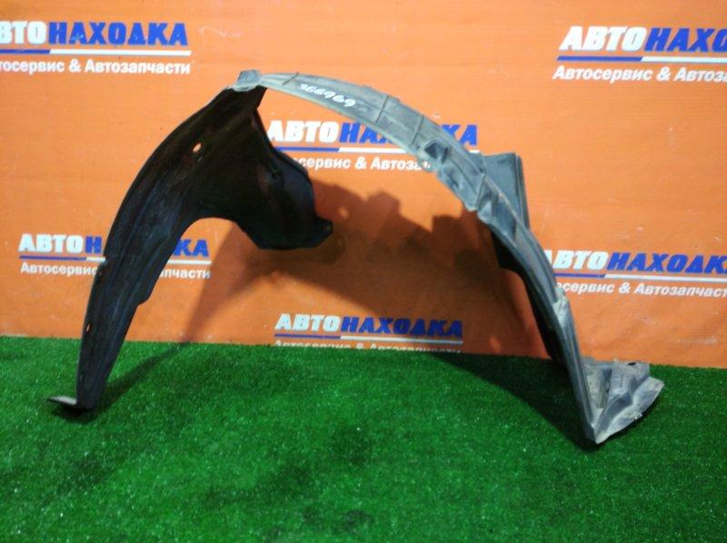 Подкрылок Nissan March AK12 CR12DE 2002 передний правый