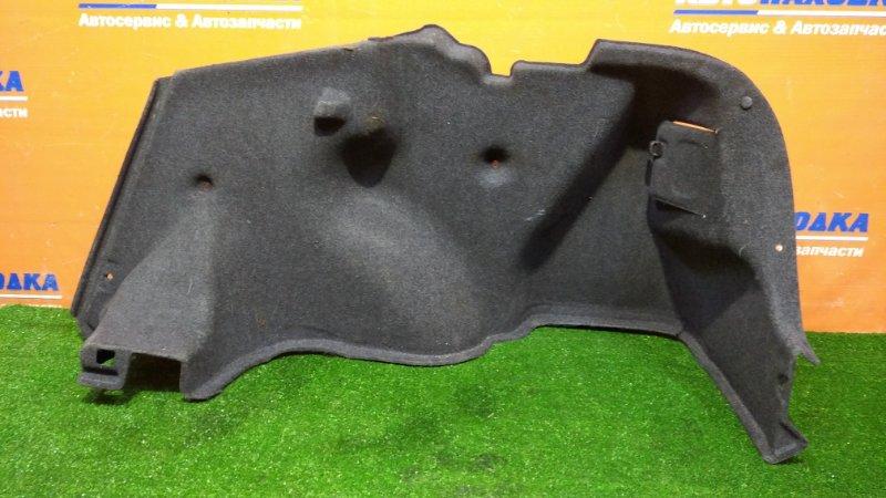 Обшивка багажника Toyota Premio ZZT240 1ZZ-FE 2001 правая