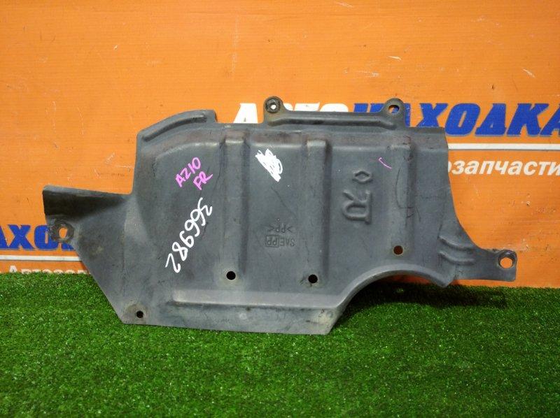 Защита Nissan Cube AZ10 CG13DE 1998 передняя правая нижняя