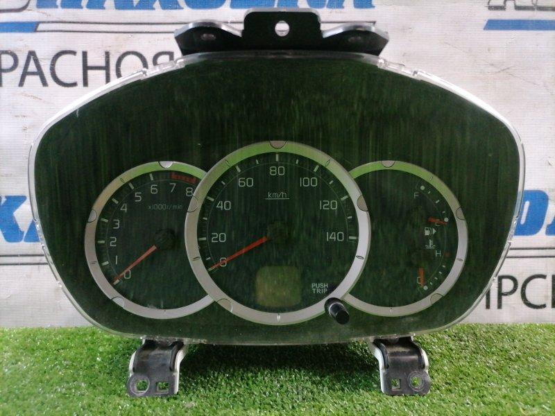 Щиток приборов Mitsubishi Pajero Mini H53A 4A30 2008 под АКПП, пробег 65 т. км. Рестайлинг.