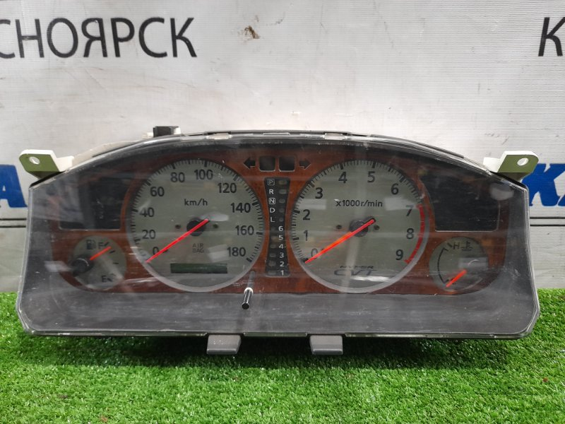 Щиток приборов Nissan Avenir PW11 SR20DE 1998 24812WA300 Под CVT, дорестайлинг (1 мод.).