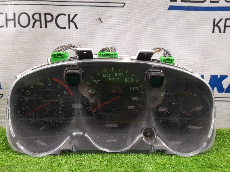 Щиток приборов Honda Torneo CF3 F18B 1997 под АКПП, с фишками.