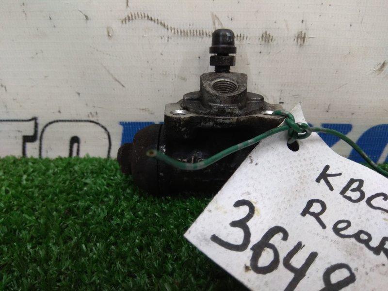 Рабочий тормозной цилиндр Nissan Serena KBC23 SR20DE 1994 задний 3/4 задний, левый = правый, 3/4