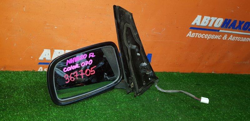 Зеркало Toyota Prius NHW20 1NZ-FXE 2003 переднее левое 5к ХТС