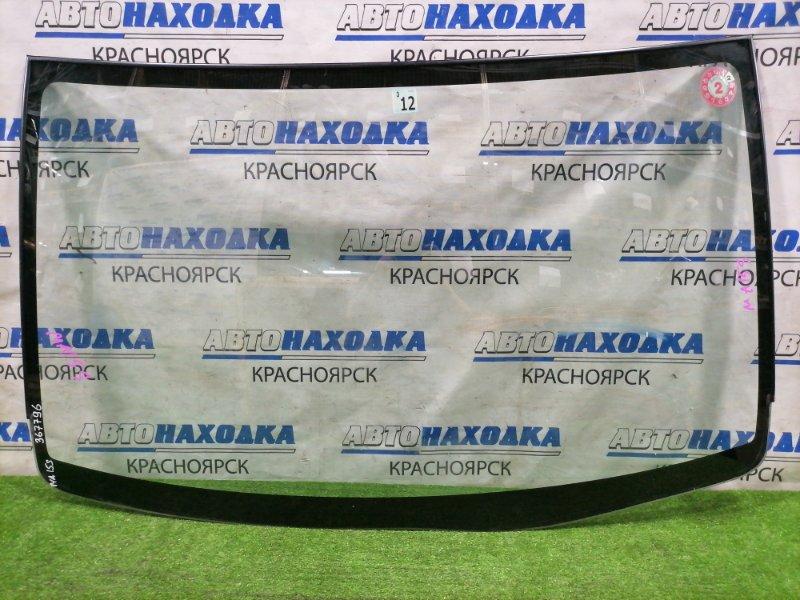 Стекло лобовое Suzuki Solio MA15S K12B 2010 Оригинальное стекло без сколов и трещин