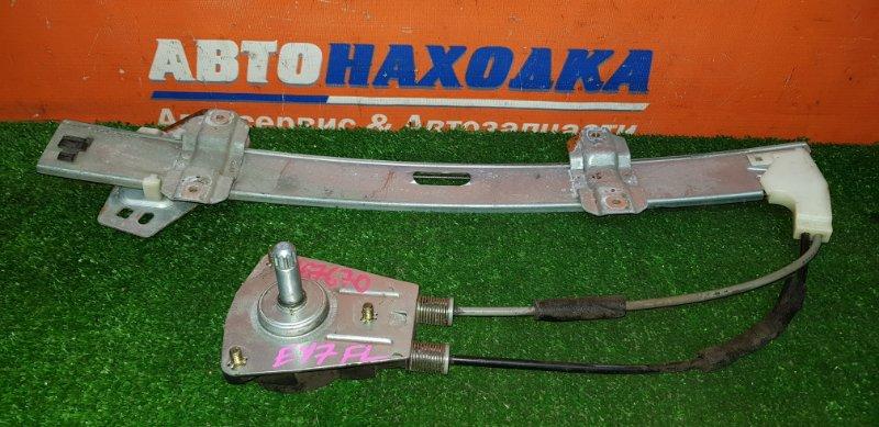 Стеклоподъемник Honda Partner EY7 D15B 1996 передний левый
