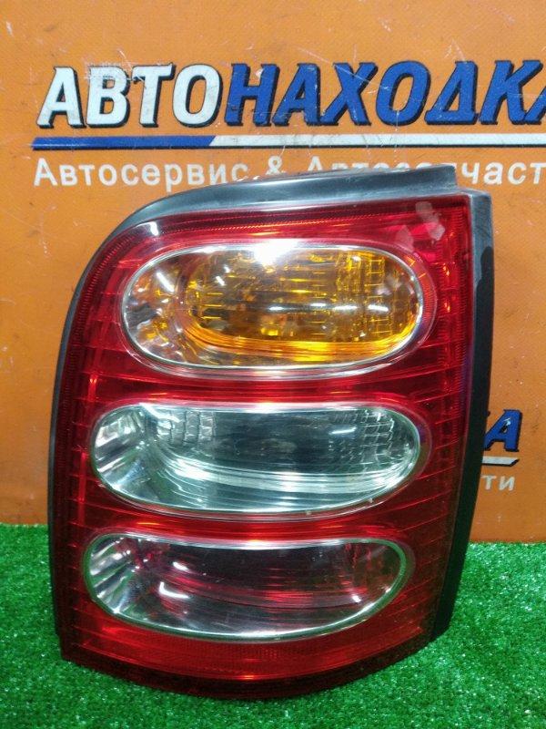Фонарь задний Nissan March K11 CG10DE 01.2000 правый 4886 2MOD