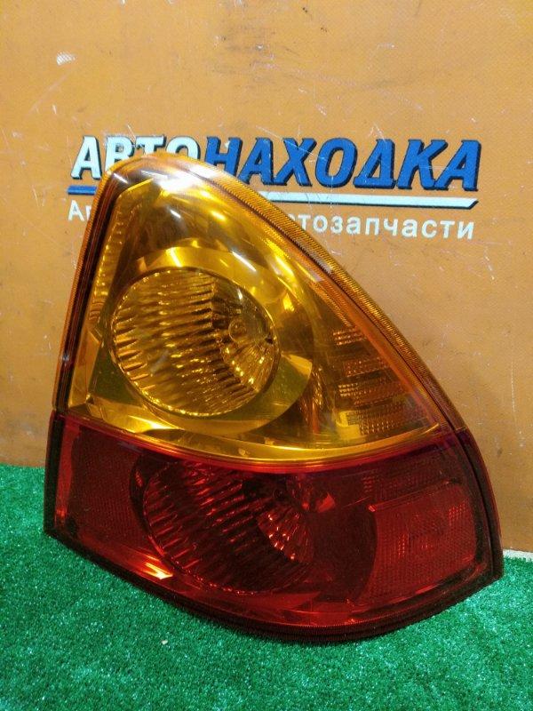 Фонарь задний Suzuki Aerio RC51S M18A правый 220-32691