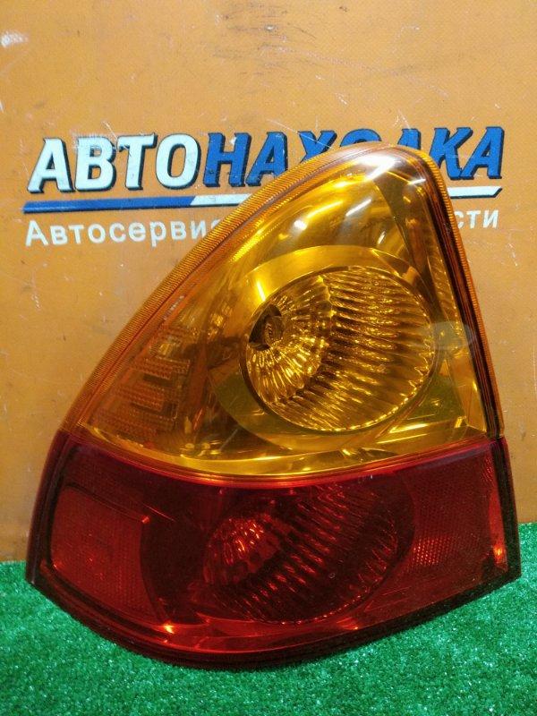 Фонарь задний Suzuki Aerio RC51S M18A левый 220-32691