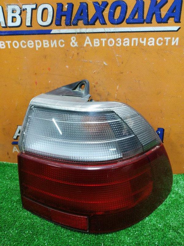 Фонарь задний Nissan Avenir PNW10 SR20DE 05.1998 правый 220-24703