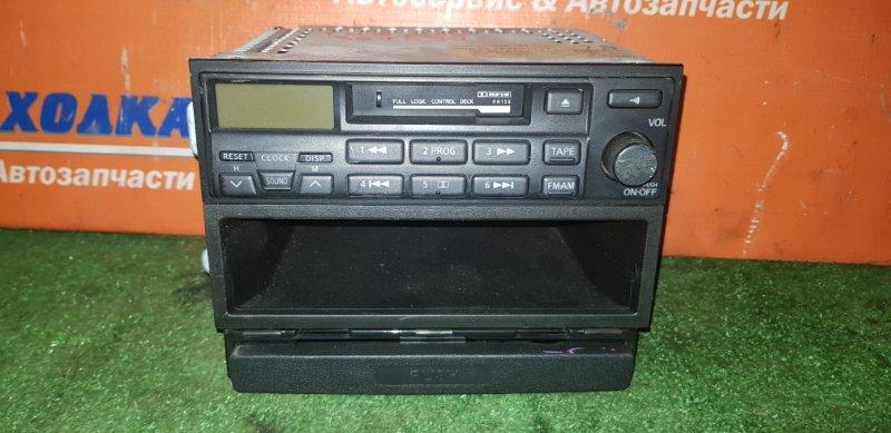 Магнитофон Nissan Pulsar FN15 GA15DE 1995 +кармашек