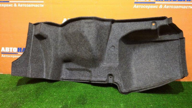 Обшивка багажника Nissan Bluebird EU14 SR18DE 1996 левая
