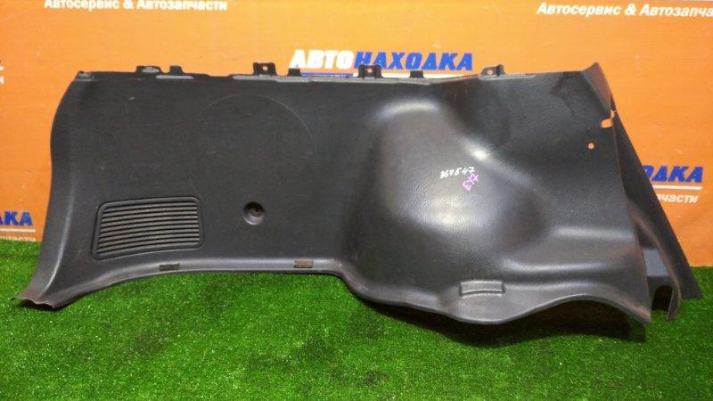 Обшивка багажника Honda Partner EY7 D15B 1996 левая нижняя часть