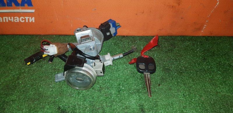 Замок зажигания Mitsubishi Rvr N61W 4G93 1997 +1 ключ