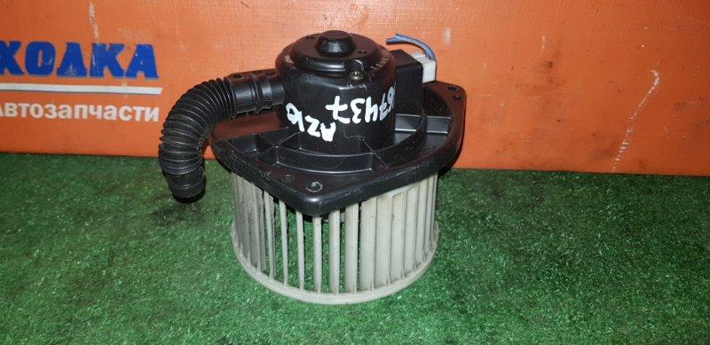 Мотор печки Nissan Cube Z10 CG13DE 1998