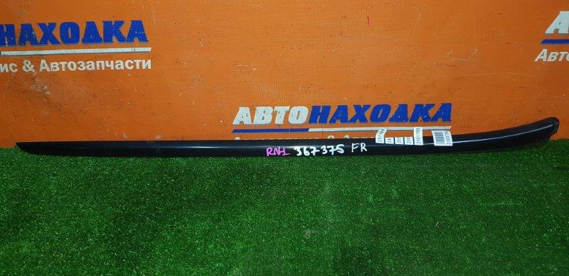 Молдинг лобового стекла Honda Stream RN1 D17A 2000 передний правый