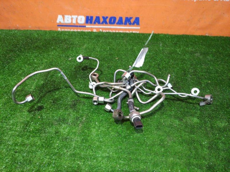 Трубка топливная Mazda Cx-5 KE2FW SH-VPTS 2012 комплект на ТНВД